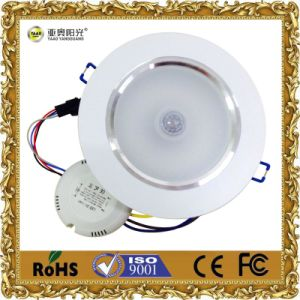5W, 7W, 12W LED Sensor Panel Light with CE&RoHS Certification