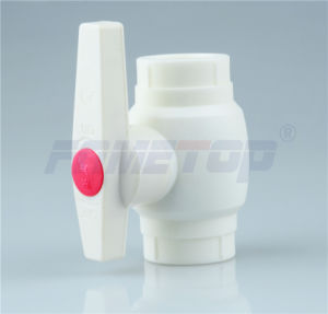 PPR Brass Ball Valve for Hot and Cold Water pictures & photos
