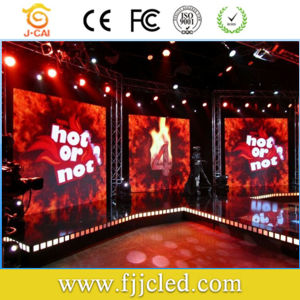Ultra-Thin LED Screen for Indoor Stage Performance (P4) pictures & photos