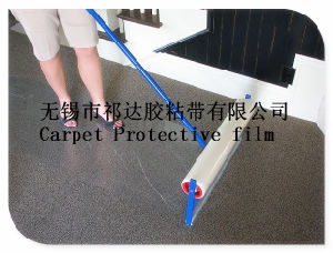 PE Film for Carpet Protection pictures & photos