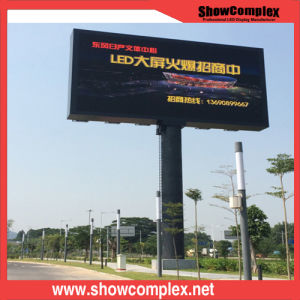 pH6 Outdoor Full Color LED Wall pictures & photos