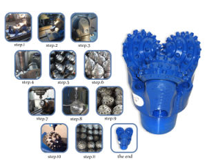 TCI Type Drilling Bits for Hard Rock pictures & photos