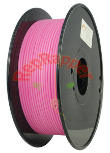 Well Coiled PLA 3.0mm Pink 3D Printing Filament pictures & photos