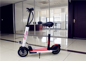 (QX1001) Three Secord Folding Outdoor Electric Scooter pictures & photos