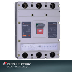 Moulded Case Circuit Breaker (MCCB) of Rdm1e-800m-3400 (630-800A) Electronic Type 3p pictures & photos