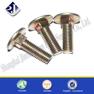 Carriage Bolt (4.8 DIN603 SGS) pictures & photos