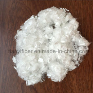Textile Fiber Water Soluble Polyvinyl Alcohol Fiber 20/60deg. C Used in The Yarn pictures & photos