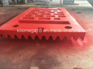 Good Quality Jaw Plate for Jaw Crusher pictures & photos