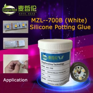Jxh-700b (WHITE) Silicone Potting Glue pictures & photos