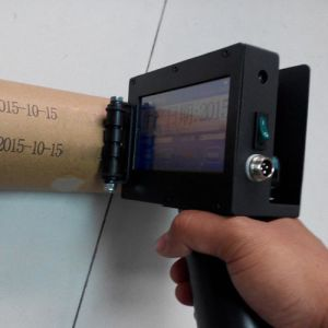 Handheld Inkjet Coding Machine for Carton Metal Plastic Wood pictures & photos