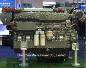 600HP 1500rpm Yuchai Marine Diesel Engine Fishing Boat Motor pictures & photos