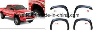 High Quality ABS Fender Flare for Dodge RAM 1500 02-05, Dodge RAM 2500 / 3500 03-05