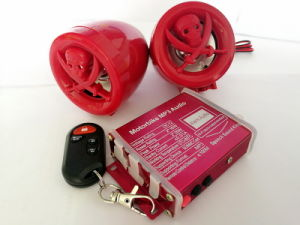Motorcycle Alarm MP3 with Push Button