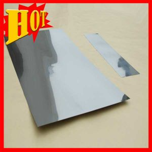 More Than 99.95% High Quality Molybdenum Sheet pictures & photos