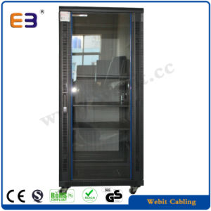 Telecom 19 Inch Floor Network Cabinet pictures & photos