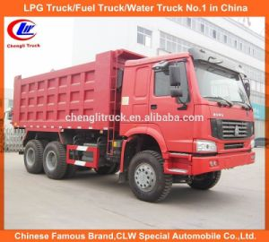 Sinotruk HOWO 6X4 Heavy 20t~30t Dump Truck pictures & photos