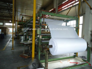 Knitted Woven Fabric Treating Machine for Calender Line pictures & photos