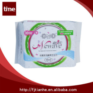 Best Sale Anion Sanitary Napkin in China pictures & photos