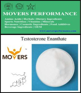 Steroid Powder Testosterone Enanthate Hormone HPLC 99% pictures & photos