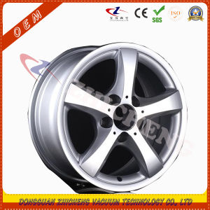 Car Wheels Sputtering Vacuum Coatiing Machine pictures & photos