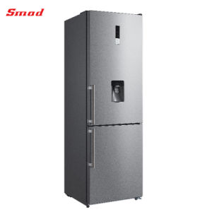 Bottom Freezer Double Door Household Refrigerator with Water Dispenser pictures & photos