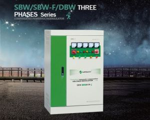 Factory Direct Hot Selling SBW Series Three Phase Voltage Regulator