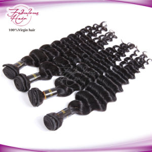 100% Virgin Brazilian Human Hair Loose Curly Hair Extensions pictures & photos