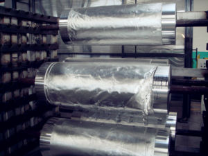 Alloy 1235-O 7 Microns Aluminum Foil for Heat Insulation pictures & photos