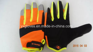 Gloves-Labor Glove-Mechanic Glove-Work Glove-Safety Glove-Industrial pictures & photos