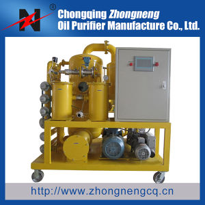 Double-Stage Vacuum Transformer Oil Dehydration System/Oil Purification Machine pictures & photos