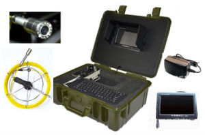 Waterproof Sewer Robot Pipe Camera Inspection, Drain Plumbing Inspection System pictures & photos