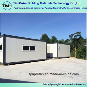 Modular Container House for Construction Site pictures & photos