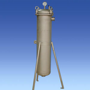 Stainless Steel Multi-Bag Filter Housing for Water Treatment pictures & photos