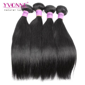 100% Virgin Brazilian Hair Extension Unprocessed Human Hair Weft pictures & photos