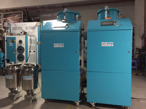 Automatic China Made Good Quality Plastic Raw Material Vacuum Loader pictures & photos