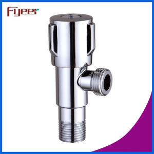 Fyeer Cheap Stainless Steel Angle Valve (FY16080) pictures & photos