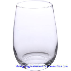 Glass Cup Yogurt Mousse Cup Round Household Juice Cup Creative Simple Transparent Glass pictures & photos