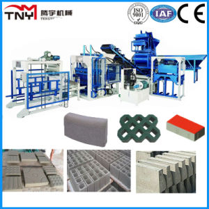 Qt12-15 New Designed Concrete Hollow Block Making Machine pictures & photos