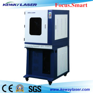 UV Laser Plastic Marking Machine pictures & photos