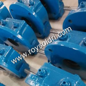 Rhw02 Part-Turn Worm Gearbox pictures & photos
