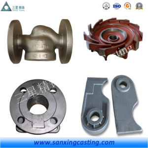 OEM Casting Spare Parts of Cast Iron Casting Stem Valve pictures & photos
