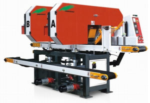 Model Xlh-250*2 Semi Auto Horizontal Band Saw Horizontal Band Sawing Machine pictures & photos