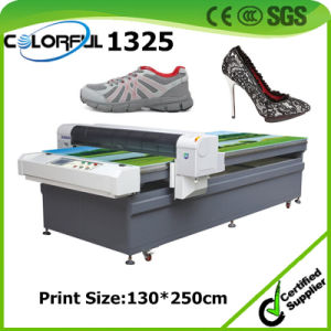 Digital Image Directly Printer for Sports Mesh Shoes PU Shoe Leather High-Heeled Shoes (Colorful1325)