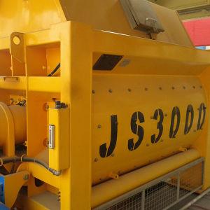Large Sicoma Mixer Js3000 (3m3) Hydraulic Concrete Mixer Machine pictures & photos