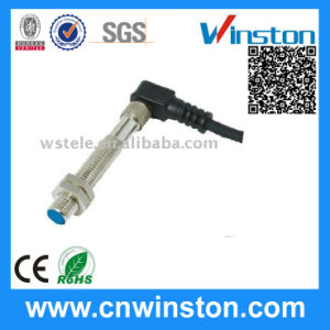 Lm8-T Connector Type Inductive Proximity Sensor Switch with CE pictures & photos