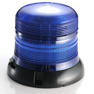LED Big Power Super Bright Large Fireball Warning Beacon (HL-322BLUE)