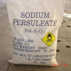 99% Sodium Persulfate Price Na2s2o8 CAS No# 7775-27-1 pictures & photos