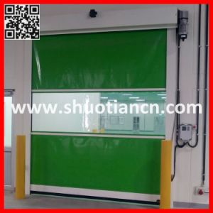 High Performance Fast Speed Interior Door (ST-001) pictures & photos