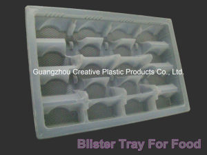 Plastic Blister Inner Tray Package for Food