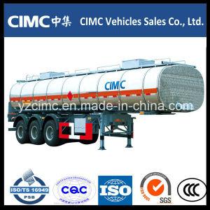 Cimc 3 Axles Oil Tank Trailer pictures & photos